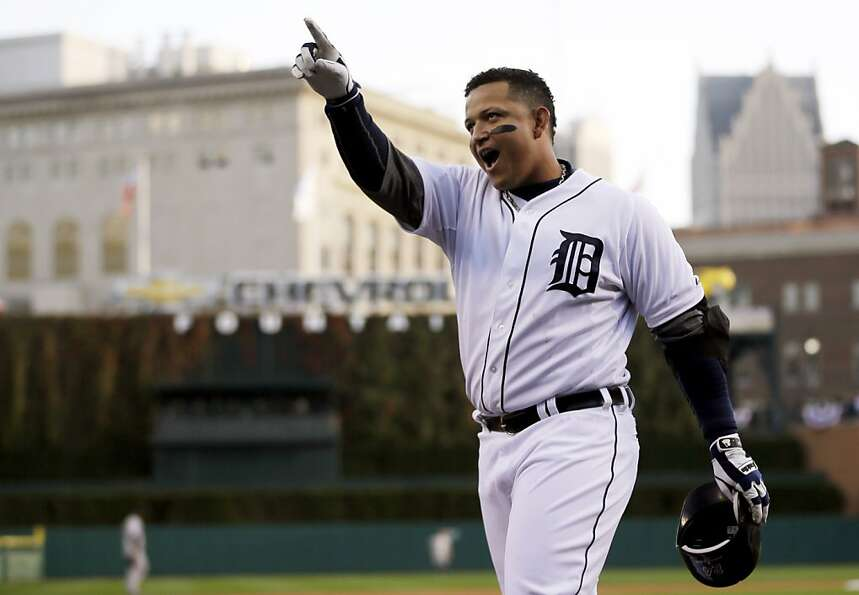 Miguel Cabrera built a strong statistical case by achieving the first Triple Crown in 45 years.