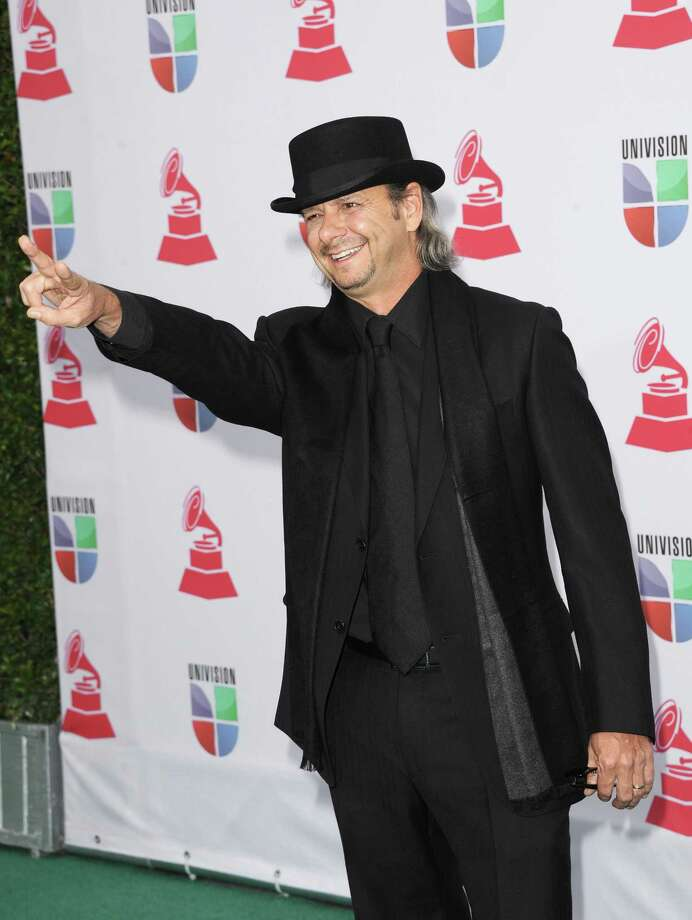 Musician Rick Devin arrives at the 13th annual Latin GRAMMY Awards held at the Mandalay Bay Events Center on November 15, 2012 in Las Vegas, Nevada. Photo: Jason Merritt, Getty Images / 2012 Getty Images