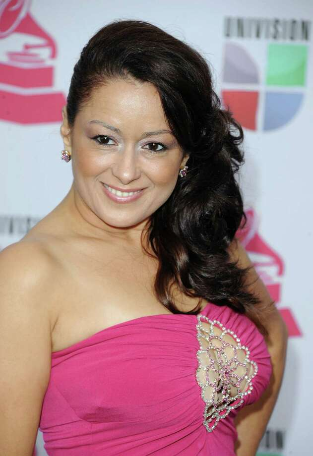 Founder and Executive Director of Milagros Day Worldwide Dawn Diaz arrives at the 13th annual Latin GRAMMY Awards held at the Mandalay Bay Events Center on November 15, 2012 in Las Vegas, Nevada. Photo: Jason Merritt, Getty Images / 2012 Getty Images