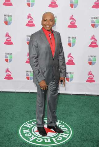 Composer Juan Plaza arrives at the 13th annual Latin GRAMMY Awards held at the Mandalay Bay Events Center on November 15, 2012 in Las Vegas, Nevada. Photo: Jason Merritt, Getty Images / 2012 Getty Images