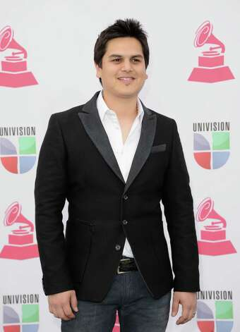 Musician Regulo Caro arrives at the 13th annual Latin GRAMMY Awards held at the Mandalay Bay Events Center on November 15, 2012 in Las Vegas, Nevada. Photo: Jason Merritt, Getty Images / 2012 Getty Images