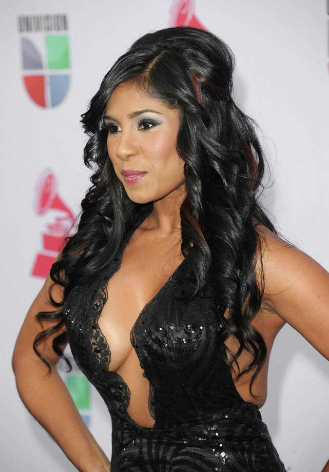 MY Lifestyle Magazine President and CEO Elizabeth Ortiz arrives at the 13th annual Latin GRAMMY Awards held at the Mandalay Bay Events Center on November 15, 2012 in Las Vegas, Nevada. Photo: Jason Merritt, Getty Images / 2012 Getty Images