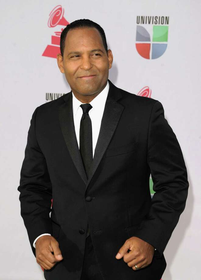 Television personality Tony Dandrades arrives at the 13th annual Latin GRAMMY Awards held at the Mandalay Bay Events Center on November 15, 2012 in Las Vegas, Nevada. Photo: Jason Merritt, Getty Images / 2012 Getty Images