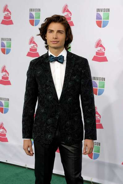 Actor Christian Acosta arrives for the 13th Annual Latin Grammy Awards on November 15, 2012 in Las V