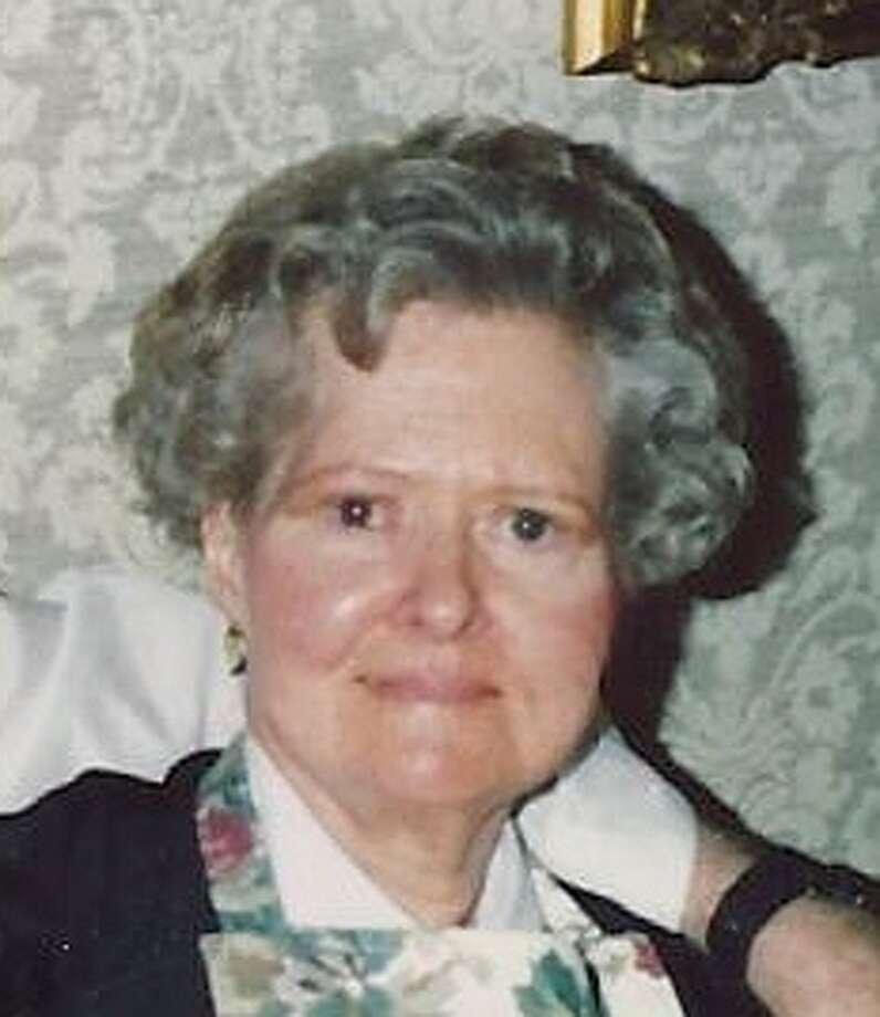 Margaret Burke Bond Richmond
