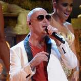 Recording artist Pitbull performs onstage during the 13th annual Latin GRAMMY Awards held at the Mandalay Bay Events Center on November 15, 2012 in Las Vegas, Nevada.