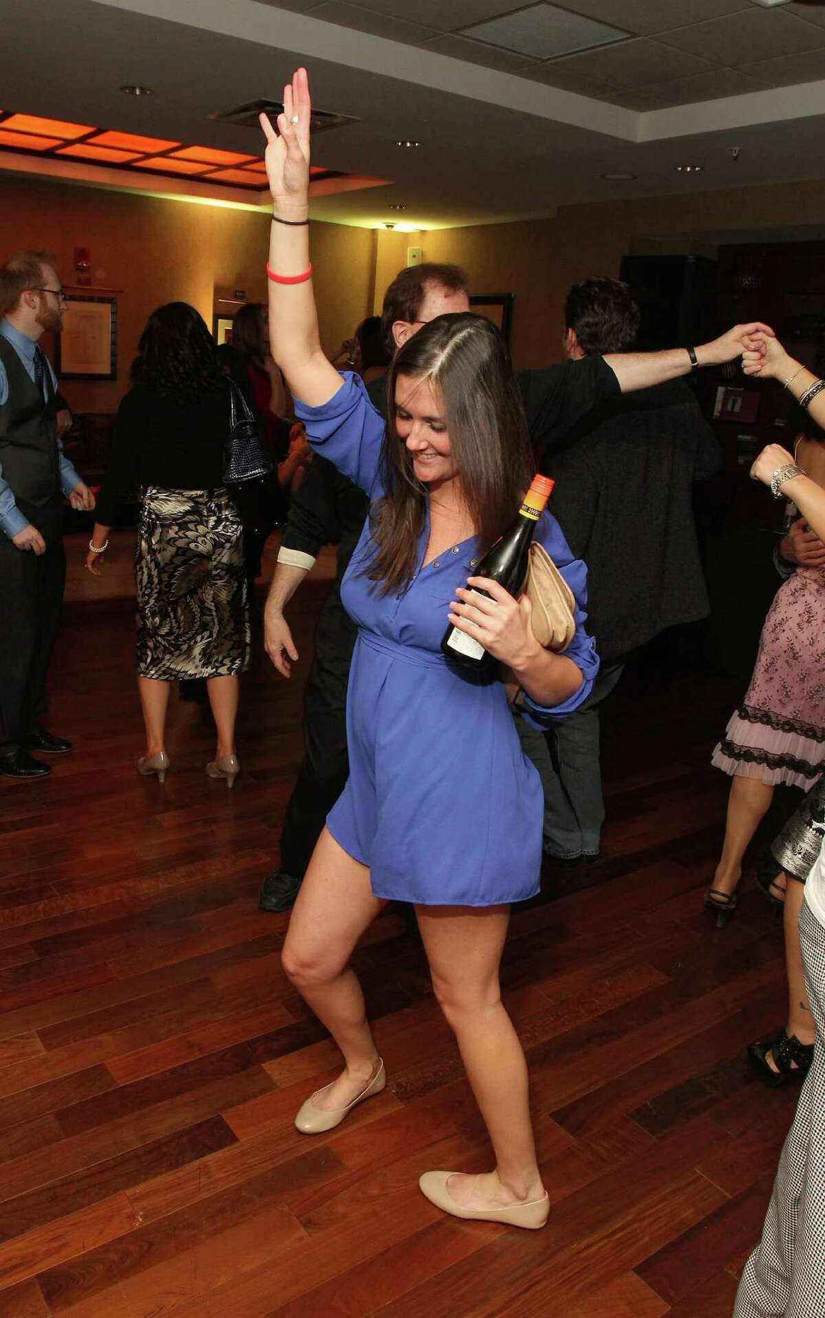 Were you Seen at the 18th Annual Beaujolais Nouveau Wine Celebration to benefit The AIDS Council of Northeastern New York at the Hilton Garden Inn in Troy on Thursday, Nov. 15. 2012?