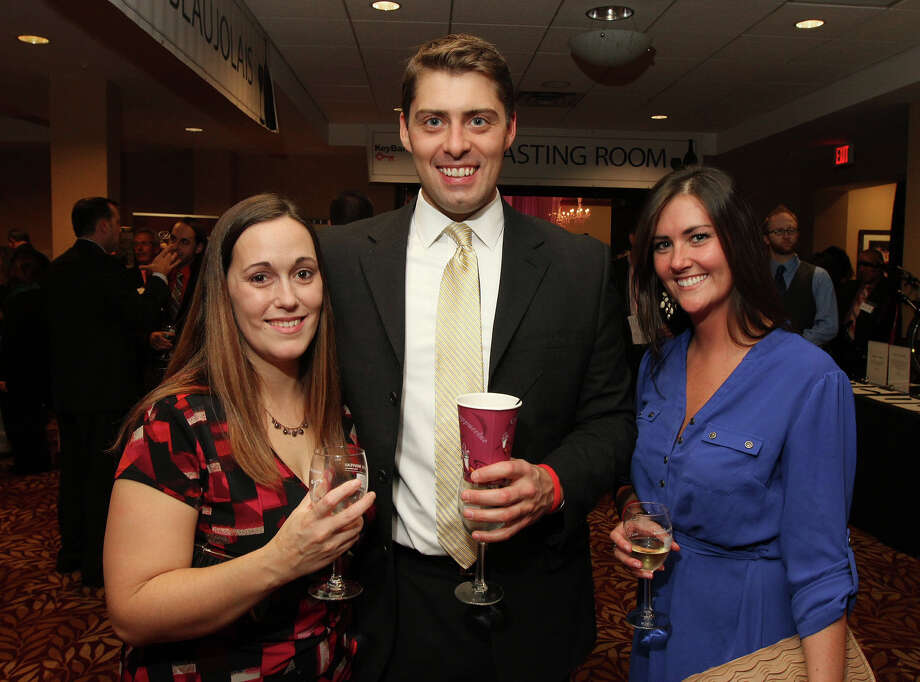 Were you Seen at the 18th Annual Beaujolais Nouveau Wine Celebration to benefit The AIDS Council of Northeastern New York at the Hilton Garden Inn in Troy on Thursday, Nov. 15. 2012? Photo: (Joe Putrock/Special To The Times Union)