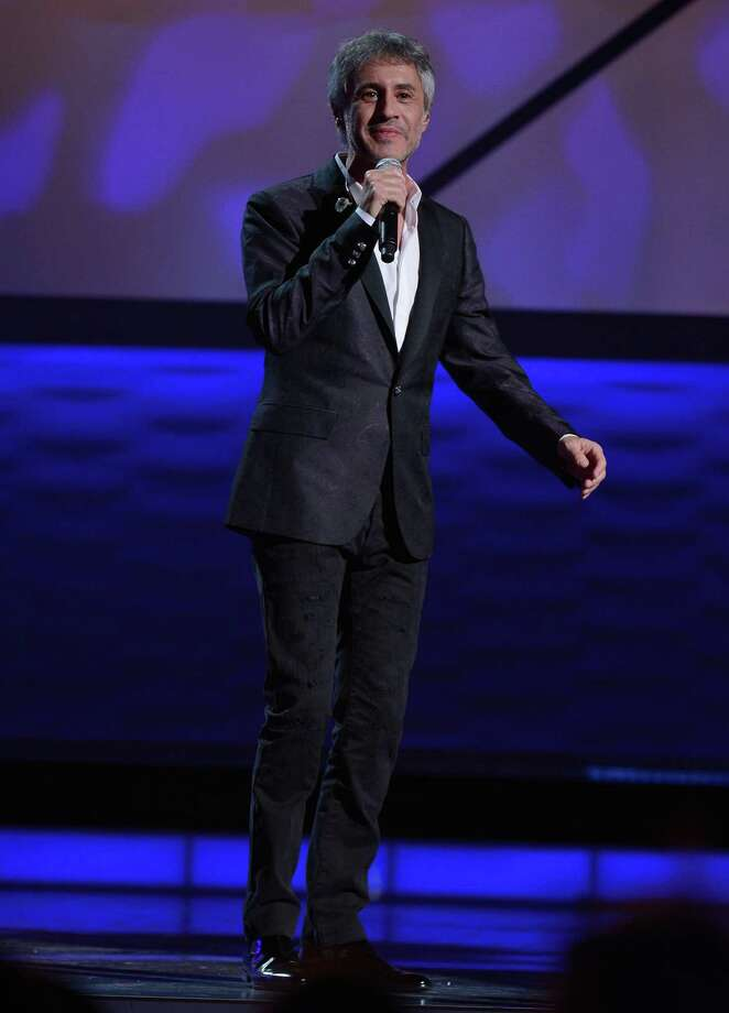 Singer Sergio Dalma performs onstage during the 13th annual Latin GRAMMY Awards held at the Mandalay Bay Events Center on November 15, 2012 in Las Vegas, Nevada. Photo: Kevork Djansezian, Getty Images / 2012 Getty Images