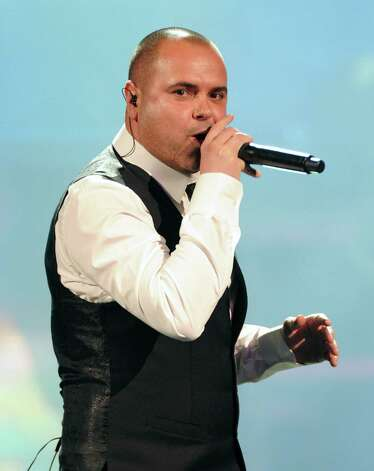 Juan Magan performs onstage at the 13th Annual Latin Grammy Awards at Mandalay Bay on Thursday, Nov. 15, 2012, in Las Vegas. (Photo by Al Powers/Powers Imagery/Invision/AP) Photo: Al Powers, Associated Press / Invision