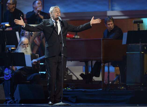 President of the National Academy of Recording Arts and Sciences Neil Portnow onstage during the 13th annual Latin GRAMMY Awards held at the Mandalay Bay Events Center on November 15, 2012 in Las Vegas, Nevada. Photo: Kevork Djansezian, Getty Images / 2012 Getty Images