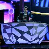 Alberto 'DJ Otto' Presenda of 3Ball MTY performs onstage during the 13th annual Latin GRAMMY Awards held at the Mandalay Bay Events Center on November 15, 2012 in Las Vegas, Nevada.