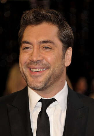 Javier Bardem -- James Bond villain.