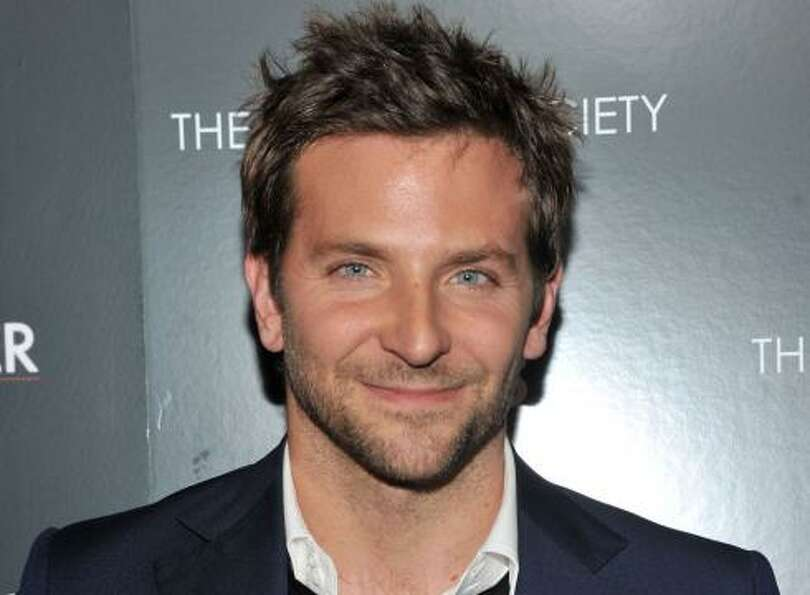 Bradley Cooper -- a career on the way up.