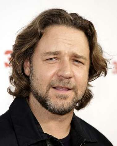 Russell Crowe -- always in contention.