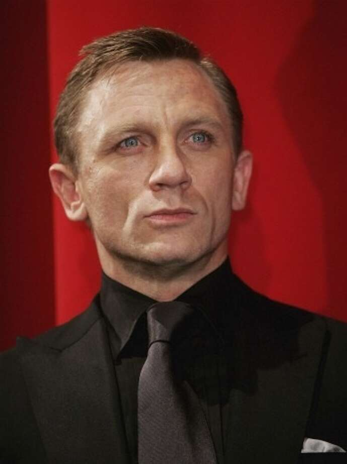 Older, blonde and Bond? Here's Daniel Craig.