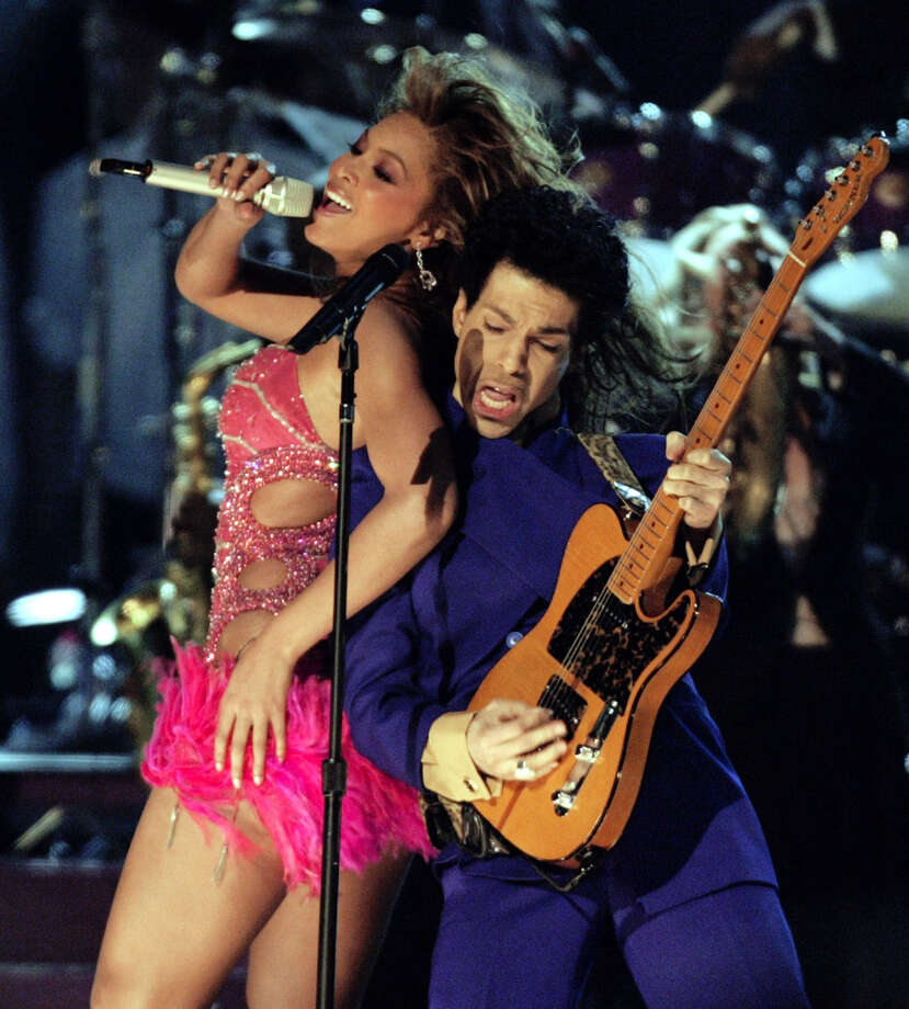 Prince -- probably a better choice for, say, 1987, but I thought I'd throw the name out there. Photo: GARY HERSHORN, REUTERS / X00129