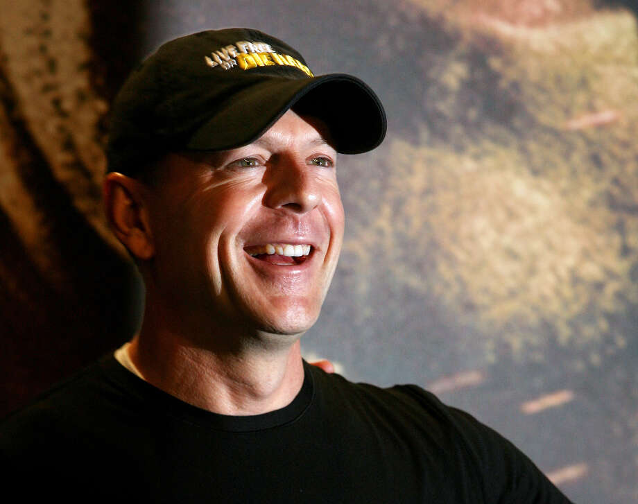 Bruce Willis -- with a new Die Hard movie on the way. Photo: Elisabetta Villa, Getty Images / 2007 Getty Images