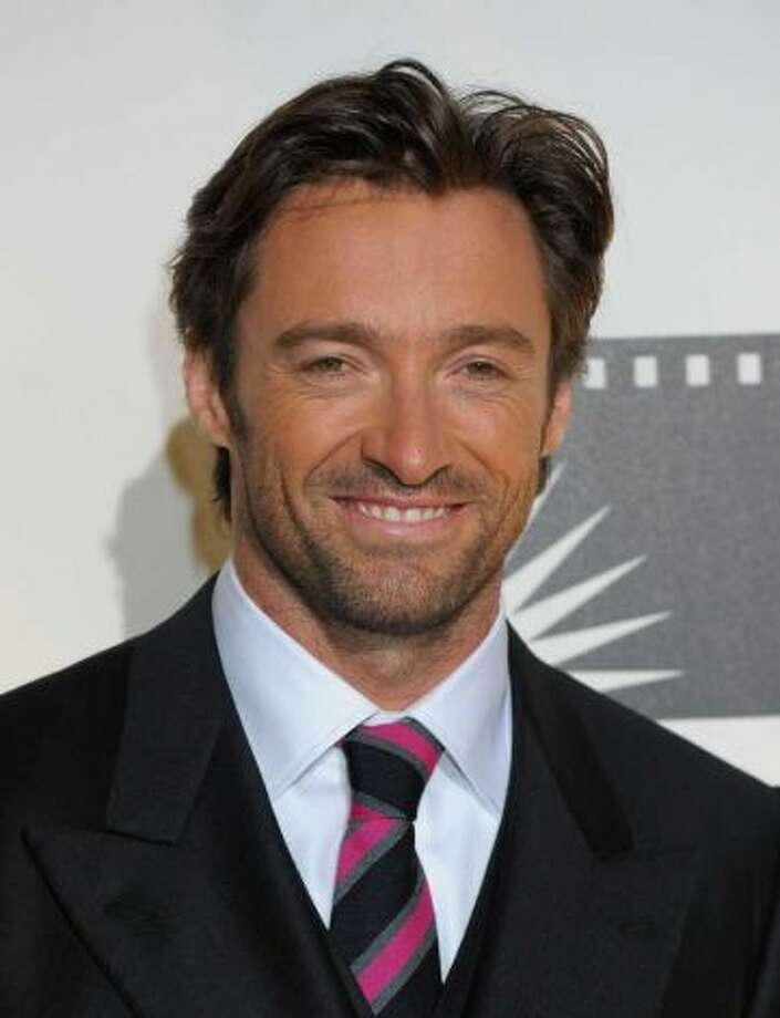 Hugh Jackman -- a name that always comes up.