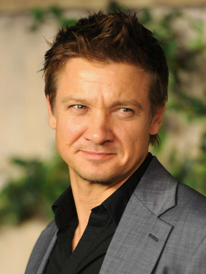 Jeremy Renner -- on the way up.