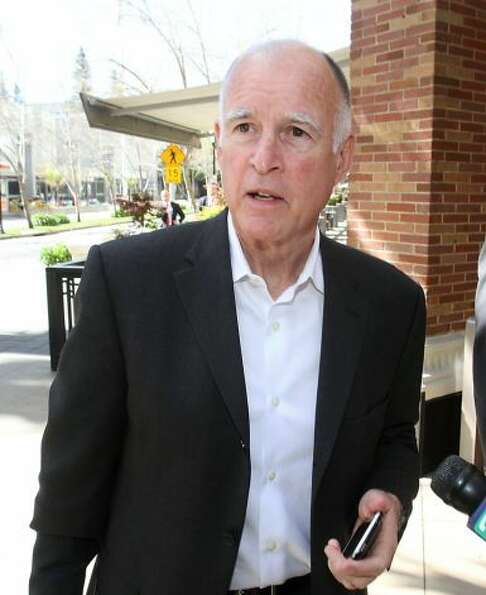 Jerry Brown -- because you asked for him.
