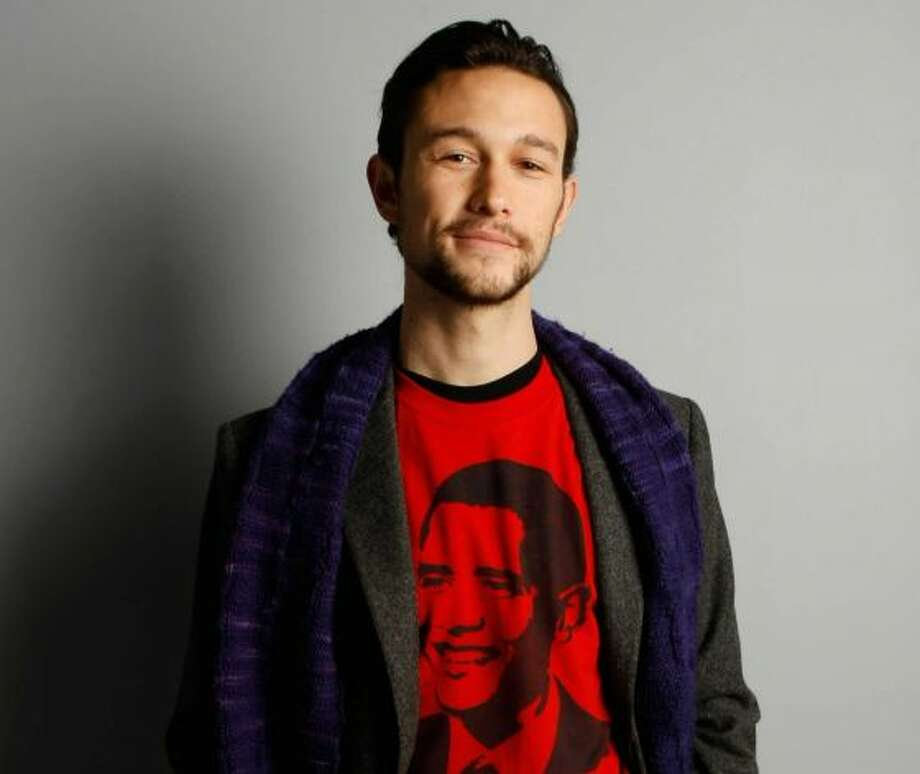Joseph Gordon-Levitt -- star of LOOPER.