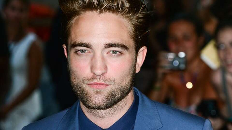 Robert Pattinson -- proving himself a good actor despite the TWILIGHT series.