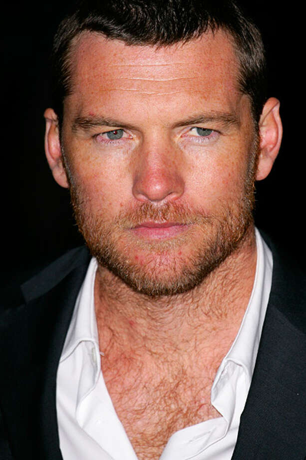 Sam Worthington -- Australian actor, on the way up.