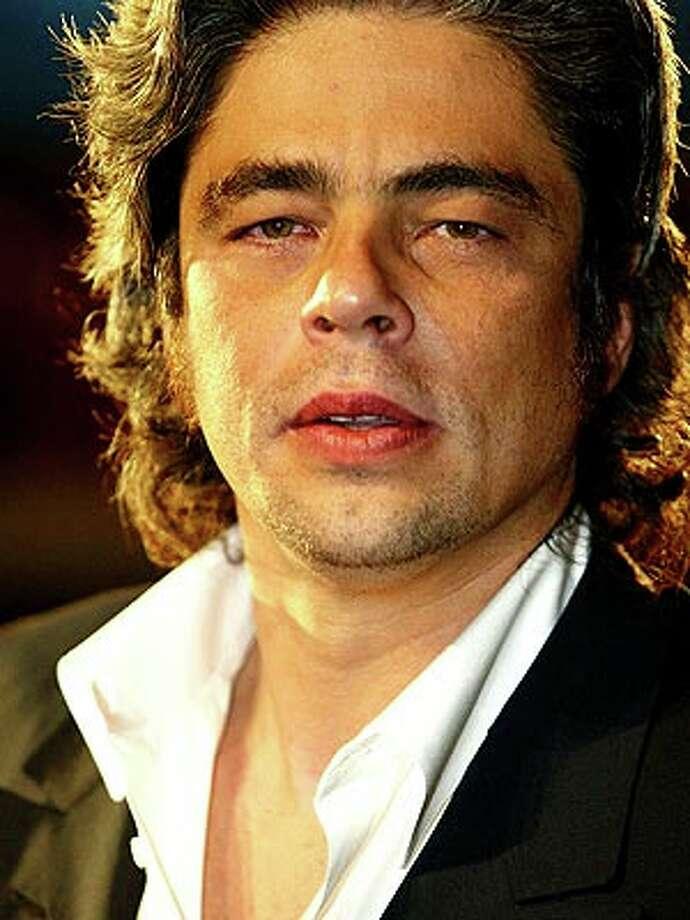 Benecio del Toro, actor