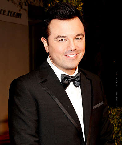 Seth MacFarlane -- reader suggestion. Photo: Christopher Polk/VF11 / 2011 Christopher Polk/VF11