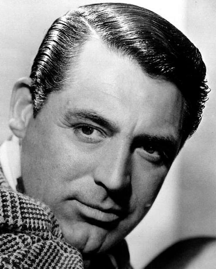 Cary Grant. He may have a woman's name, but he's the epitome of man.