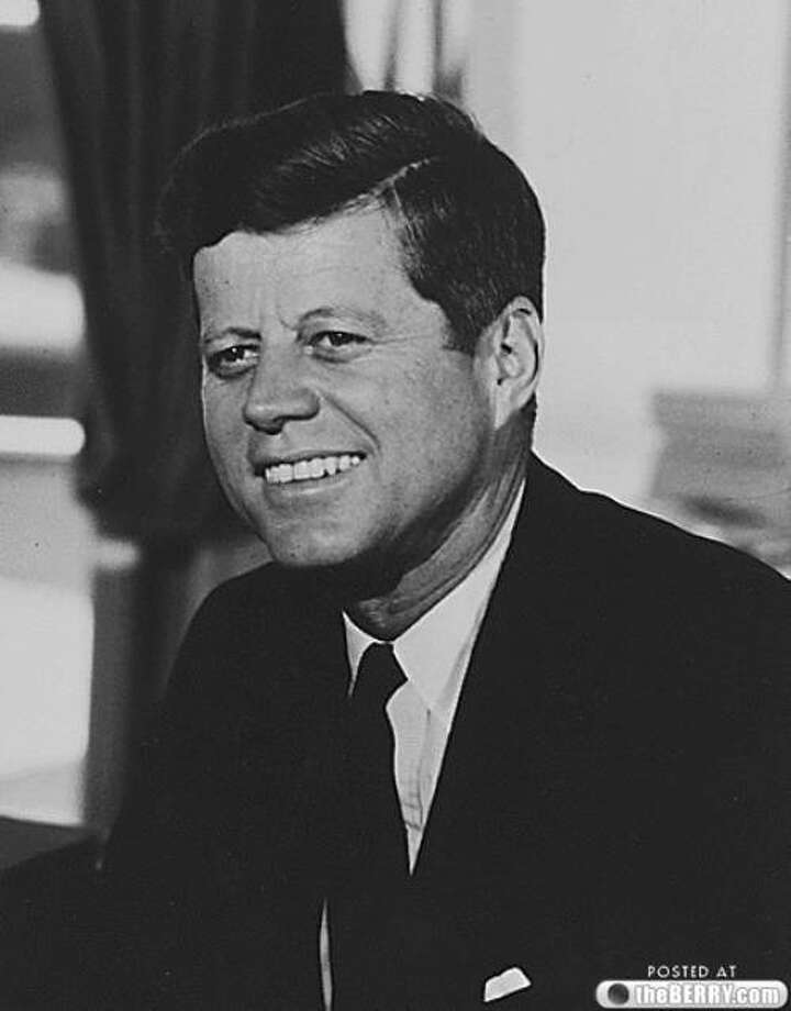 JFK:  Half movie star in the collective mind, he was a study in courage and grace and had just about everything a man could want . . . except good health.