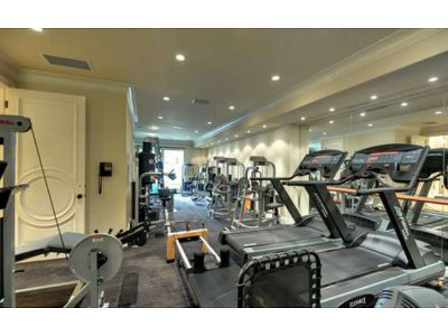 Jerry's workout space (Redfin.com)