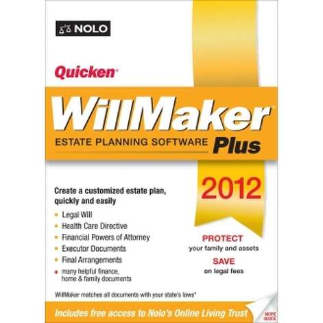 Quicken WillMaker Plus 2012