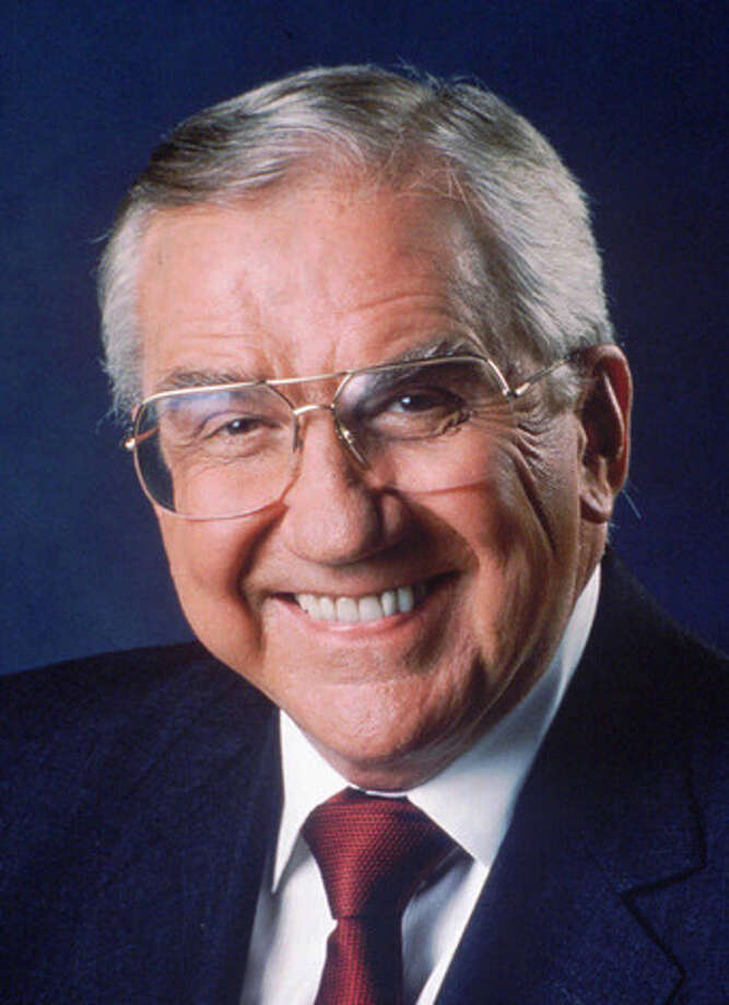 Ed McMahon - searcher of stars, joker of practicality, awarder of Publishers Clearing House awards and second banana extraordinaire. Photo: AP