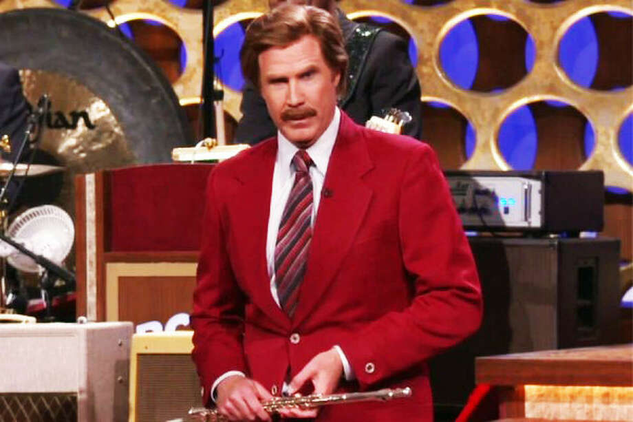 "Will Ferrell - Would bring the necessary laughs if the movie goes with a ""serious"" actor for Carson. So says EW. Although, in this photo from ""Anchorman,"" he looks like he's auditioning for the Doc Severinsen role."