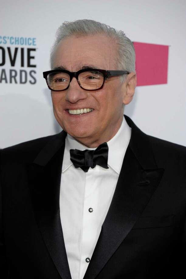 Martin Scorsese / R-STEINBERG