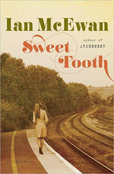 """""""Sweet Tooth"""" by Ian McEwan; $26.95 Product Details Hardcover: 320 pages Publisher: Nan A. Talese (November 13, 2012) Language: English ISBN-10: 0385536828 ISBN-13: 978-0385536820 Photo: Xx"""