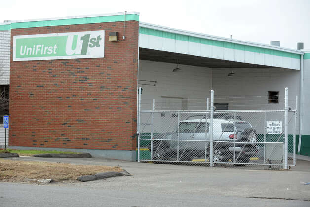 UniFirst on Gaifield Ave. in Stratford, Conn. Nov. 16th, 2912. Photo: Ned Gerard / Connecticut Post