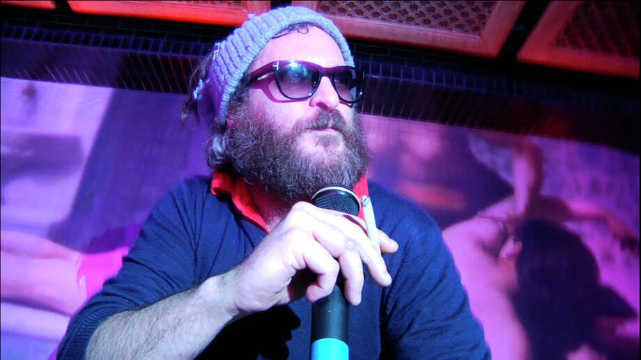 "America couldn't stop watching when Joaquin Phoenix suddenly went from A-list to slightly-deranged hobo in 2009. It was later revealed that the actor's very public ""meltdown"" was all staged for a fake Casey Affleck documentary called ""I'm Still Here."" Photo: Magnolia Pictures / handout"
