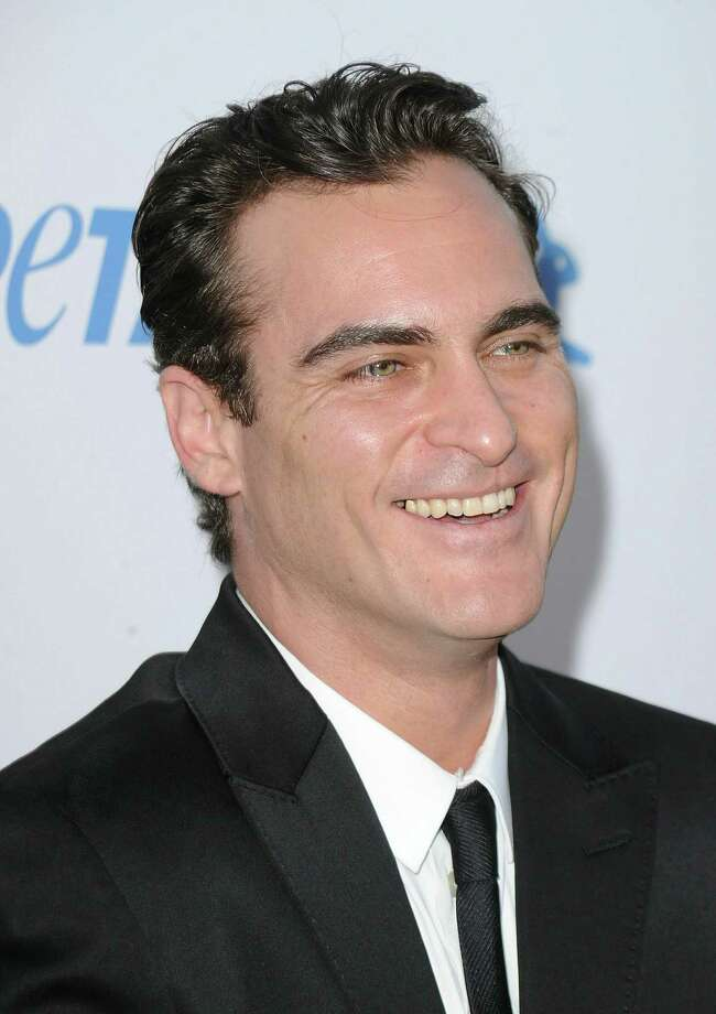 Fortunately, Joaquin Phoenix quickly recovered. Here he is at at PETA's 30th Anniversary Gala and Humanitarian Awards in September 2010 in Los Angeles. Photo: Jason Merritt, Getty Images / Getty Images North America