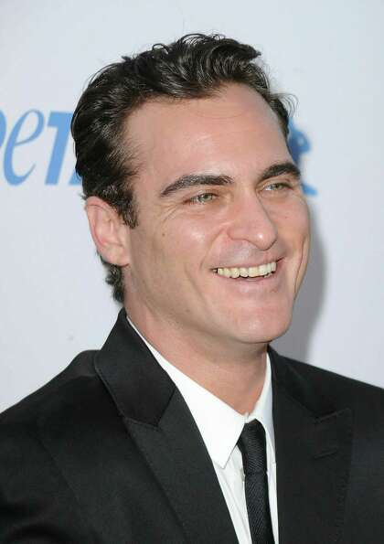 Fortunately, Joaquin Phoenix quickly recovered. Here he is at at PETA's 30th Anniversary Gala and Hu