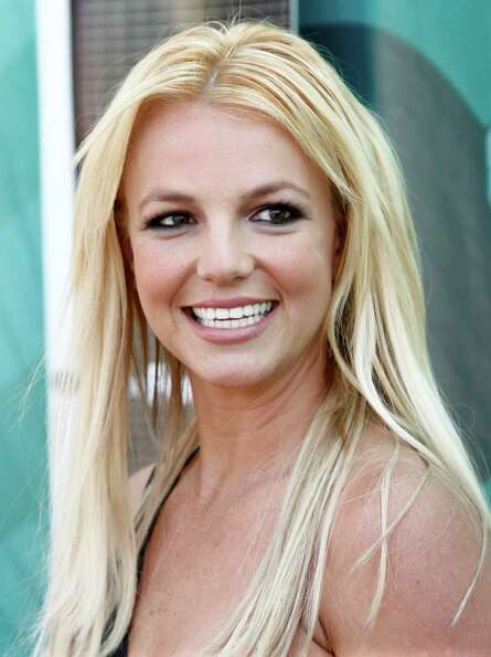 In this Aug. 9, 2009 file photo, Britney Spears arrives at the Teen Choice Awards in Universal City,