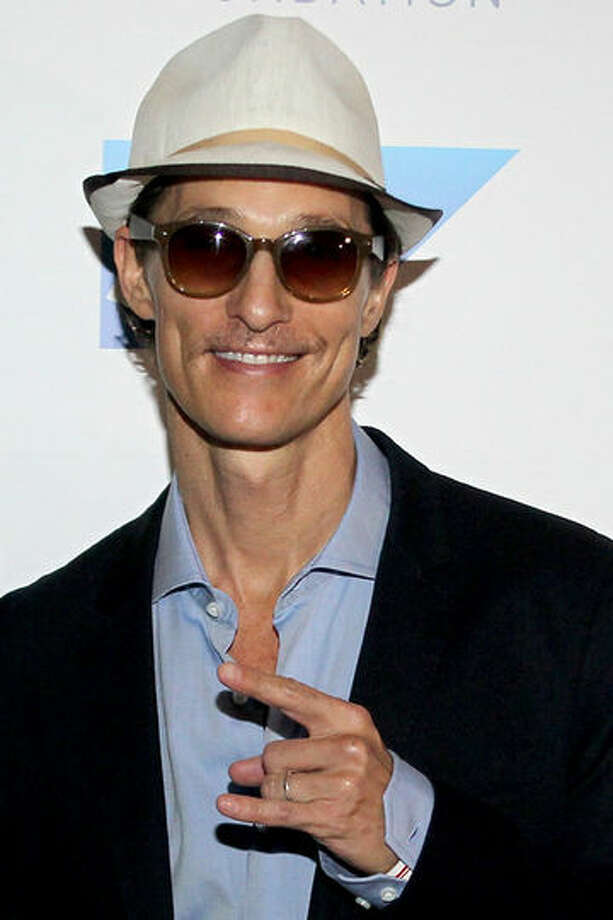 """Matthew McConaughey, shown here in 2012, shocked fans with his unusual weight loss. McConaughey dropped the pounds to play an AIDS patient in """"Dallas Buyers Club."""" Credit: Getty Images / 2012 Gary Miller"""
