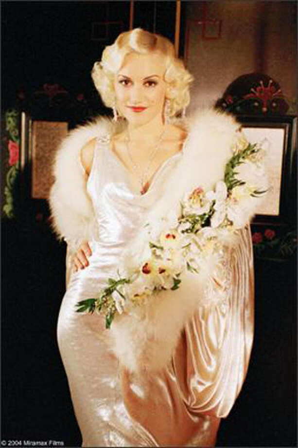 "Scorsese also cast pop singer Gwen Stefani as Jean Harlow in ""The Aviator"" in 2004.  Photo: Miramax"