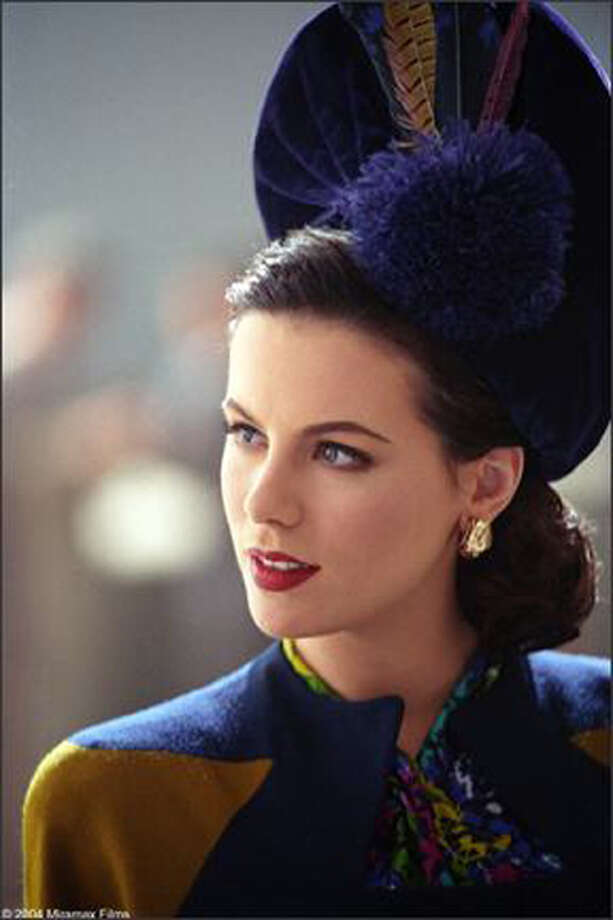 "Kate Beckinsale played Ava Gardner in ""The Aviator."" Photo: Miramax"
