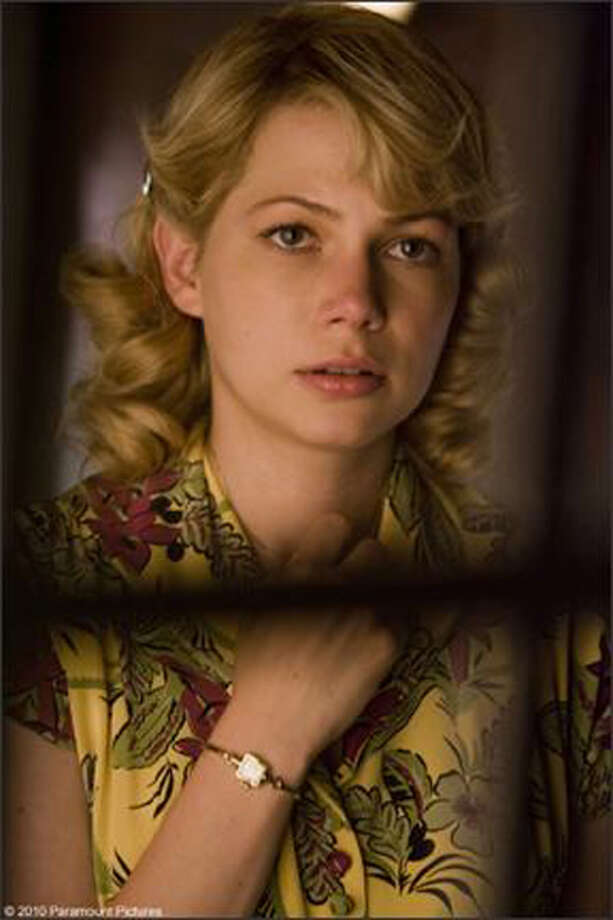 "In 2010's ""Shutter Island,"" Scorsese cast Michelle Williams as Dolores.  Photo: Paramount Pictures"