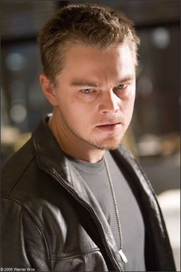 """And he starred in Scorsese's """"The Departed"""" in 2006.  Photo: Warner Bros."""