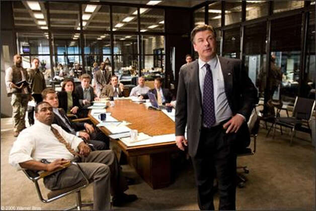 "Alec Baldwin also starred in ""The Departed."" He's another actor who's come a long way.  Photo: Warner Bros."