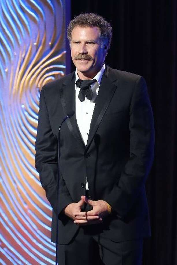 Actor Will Ferrell speaks onstage during the 26th American Cinematheque Award Gala honoring Ben Stiller at The Beverly Hilton Hotel on November 15, 2012 in Beverly Hills, California. (Photo by Frederick M. Brown/Getty Images) (Getty)